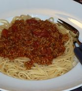 Bolognese speciale