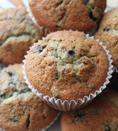 The best blueberry Muffins
