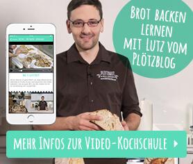 Videokochkurs: Brot backen