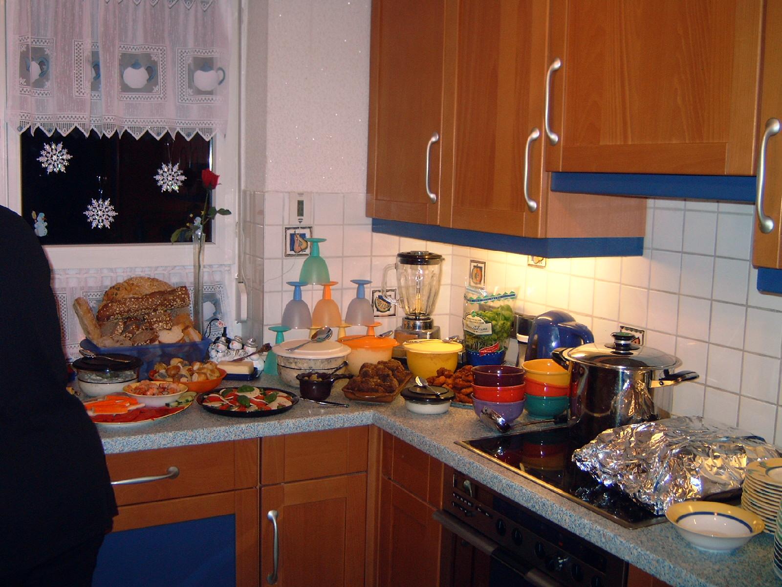 Offene Küche Sonstiges Plauderecke Forum Chefkochde