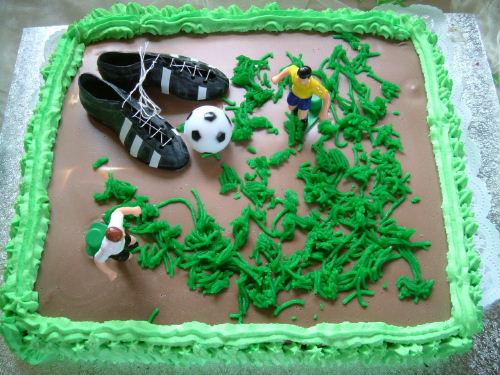 Fussball Torte Und Fussballkuchen Torten Kuchen Forum