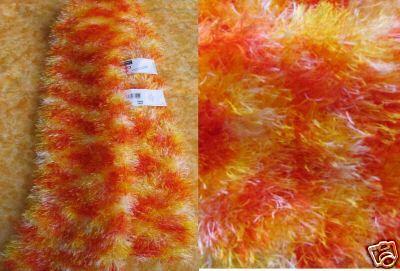 Super Schal aus Brazil Wolle selber stricken | Freizeitvergnügen Forum FT07