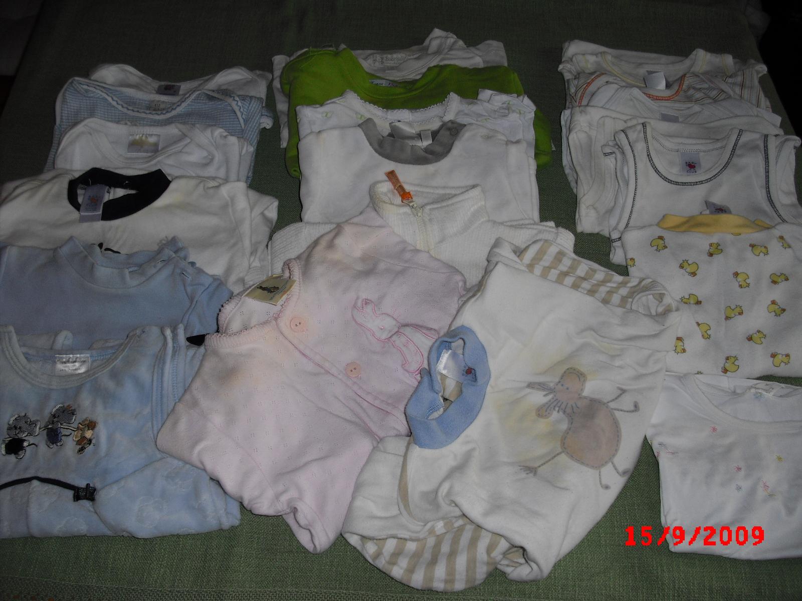 Babykleidung Zu Verschenken