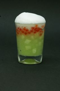 Kalziumchloridlösung Melonenkaviar 1103267863