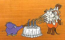 Unser Griechisch Schwaebisches Moule Hat Heute Geburtstag Und Wir