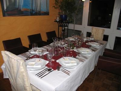 Essen Mit Freunden Tischdeko Mit Bildern Feste Tischdekoration