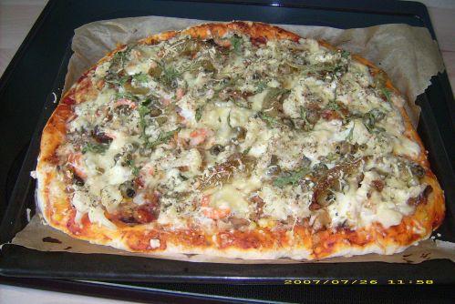 Beliebt Kann man Pizzateig mit Hefe und Backpulver zubereiten? | Pizza RV11