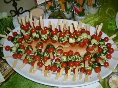 Fingerfood Buffett Für 100 Personen Fingerfood Forum Chefkochde