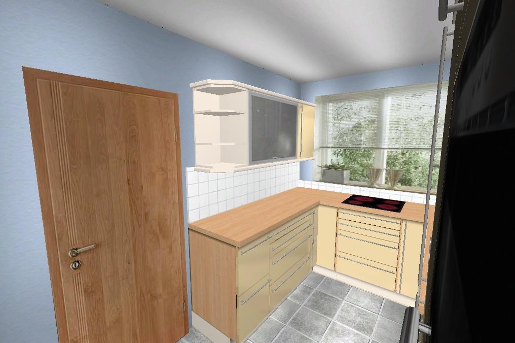 Kochfeld Unter Dem Fenster Machbar Oder Schwachsinn