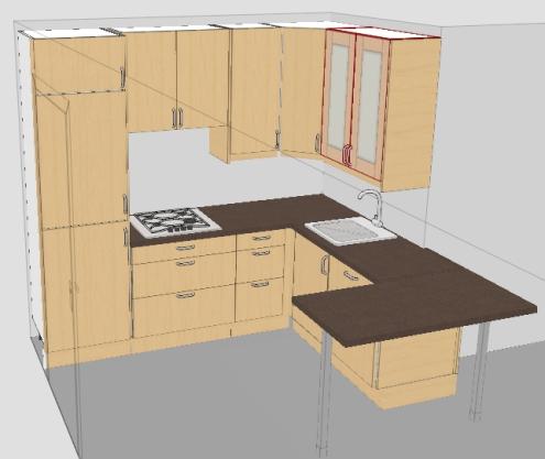 Kleine Ikea Kuche Hilfe Bei Der Planung Benotigt