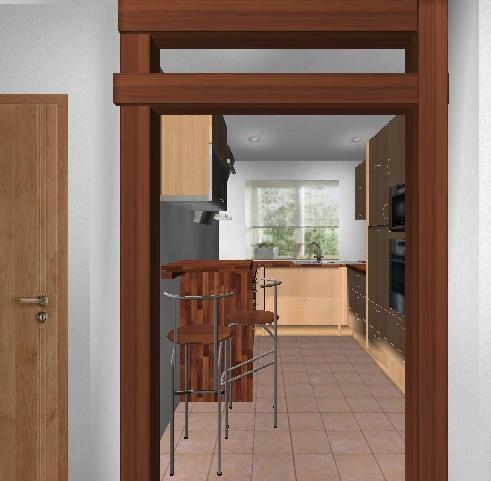 Hilfe, möchte neue Küche planen | Küchenausstattung Forum | Chefkoch.de