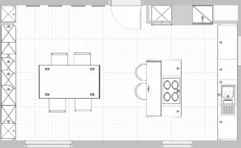 Wie die Küche planen ? | Küchenausstattung Forum | Chefkoch.de