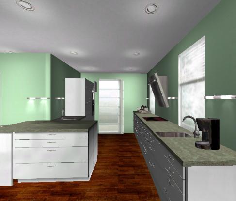 Suche Unterstützung Küchenplanung 2541296636