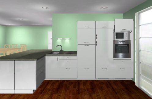 Suche Unterstützung Küchenplanung 406449756
