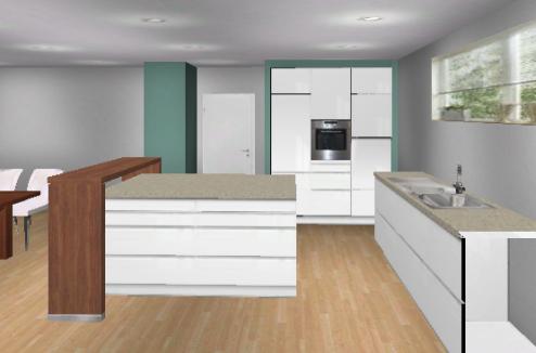 Auch wir planen eine neue Küche: was sagt Ihr zu unseren ersten ...