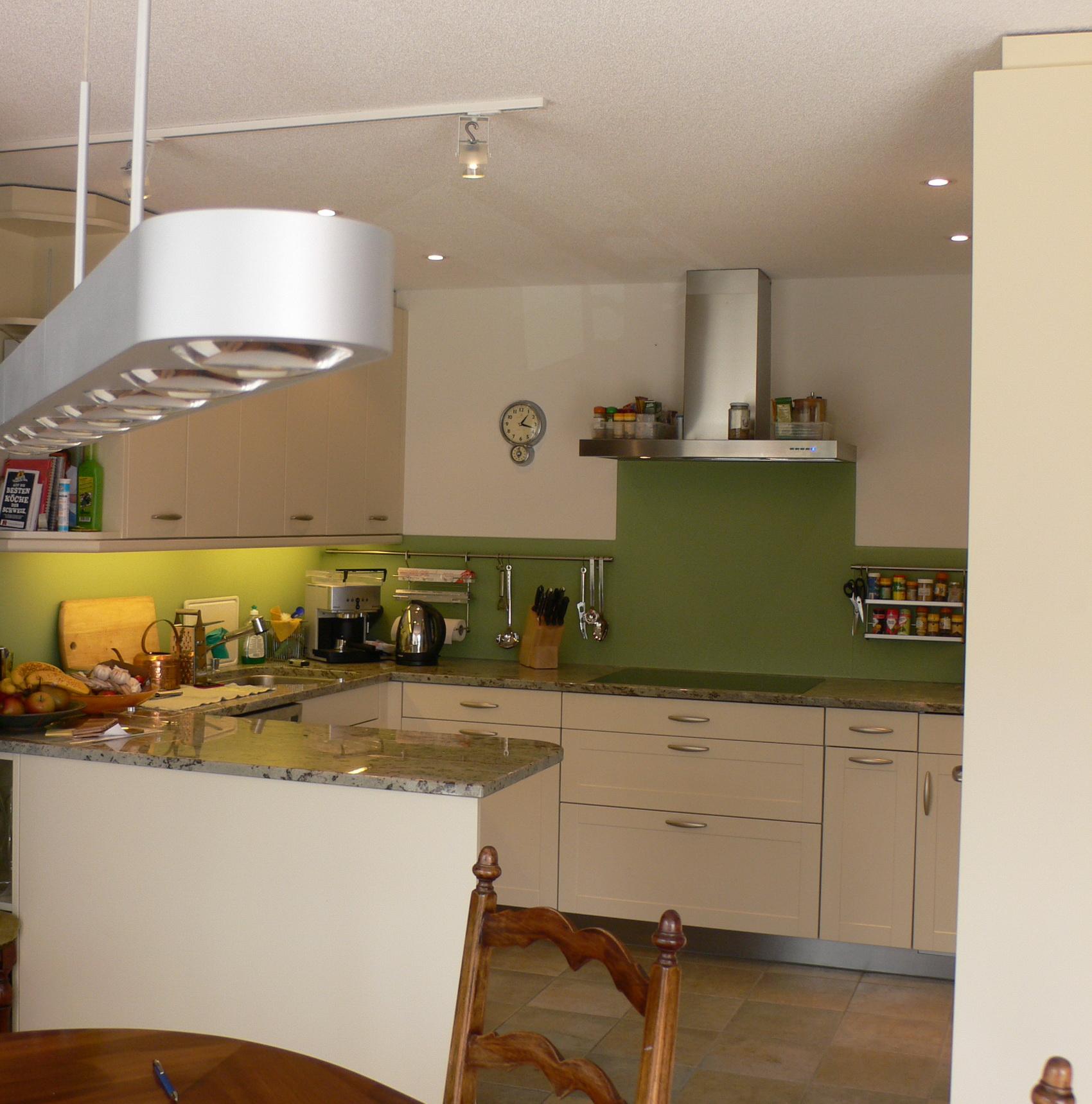 Küche Mit Granitplatte | Granit Oder Ja Oder Nein Oder Doch Nicht Vielleicht
