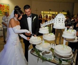 9 Teilige Hochzeitstorte Motivtorten Fotos Forum Chefkoch De