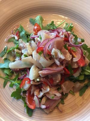 Nervetti Salat