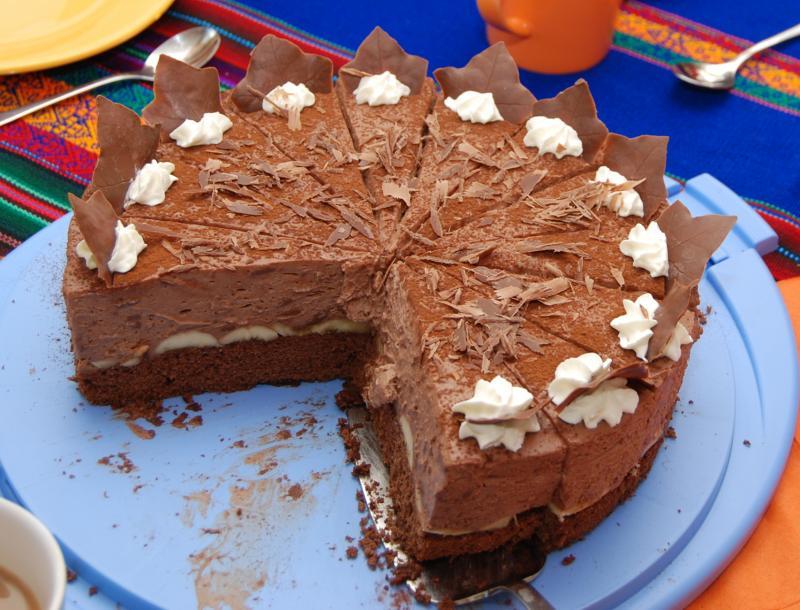 Torten Kuchen Und Alle Stuckgebacke Fotoalbum Kochen Rezepte