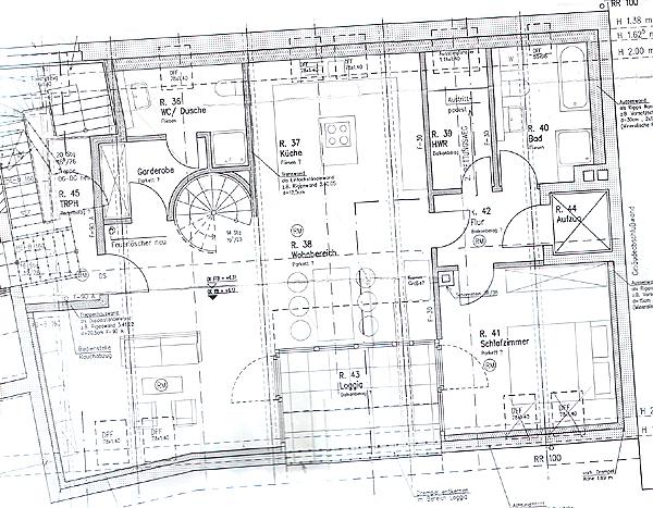wir bauen unser altes lager in einer wohnung um der umbau wird auf zwei etagen