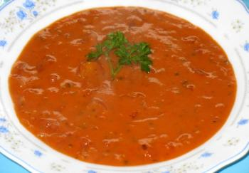Annes Tomatensuppe