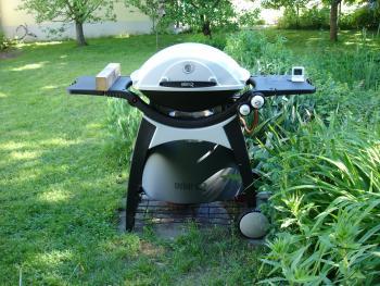 Das Grillgerät  - Weber Q 300
