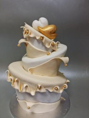 Topsy Turvy Torte
