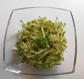 Schlesischer Gurkensalat