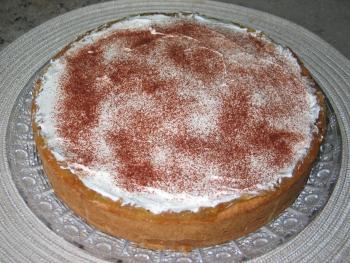 Apfel(saft)torte von diansche