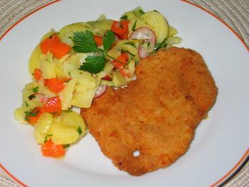Sommerlicher Kartoffelsalat von Dennis1511