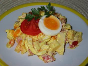 Eiersalat à la Mama und Anna von simanek_birgit2