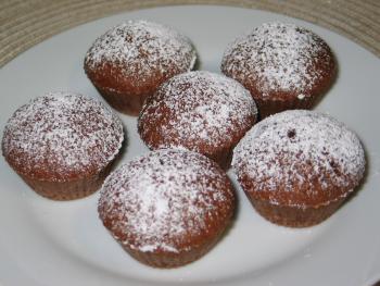 Espresso-Lebkuchen-Muffins von PeachPie12