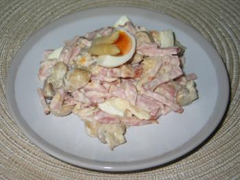 Bunter Kasselersalat von luckys-home