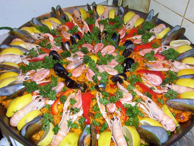 spanische gerichte paella tapas and moore Fotoalbum   Kochen ...