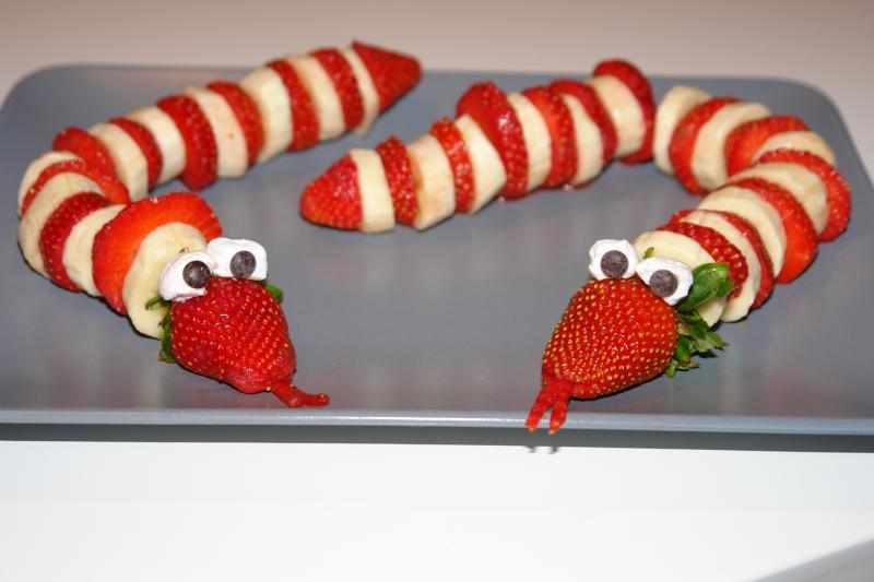 Tiere Aus Obst Gemuse 2 Fotoalbum Kochen Rezepte Bei Chefkoch De