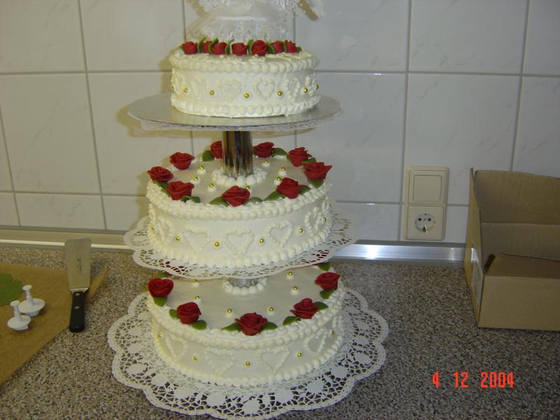 Hochzeitstorten 1 Fotoalbum Sonstiges Bei Chefkoch De