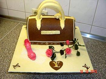 Louis Vuittontasche für Siggi