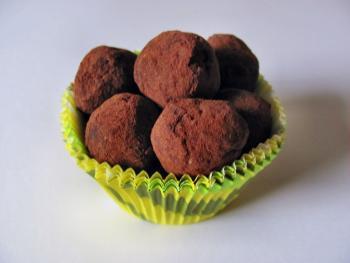 Schokoladen - Trfüffel (eigenes Chefkoch Rezept)