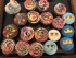 Frosting und Ninja Cupcakes
