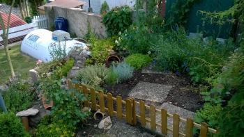 Mein kleiner kräutergarten