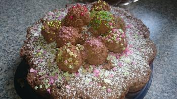 Einhornkaka-Torte II Isi