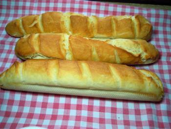 Baguette-Teig aus dem BBA
