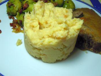 Kartoffel-Sellerie-Püree