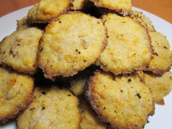 Amerikanische Kartoffelchips-Kekse