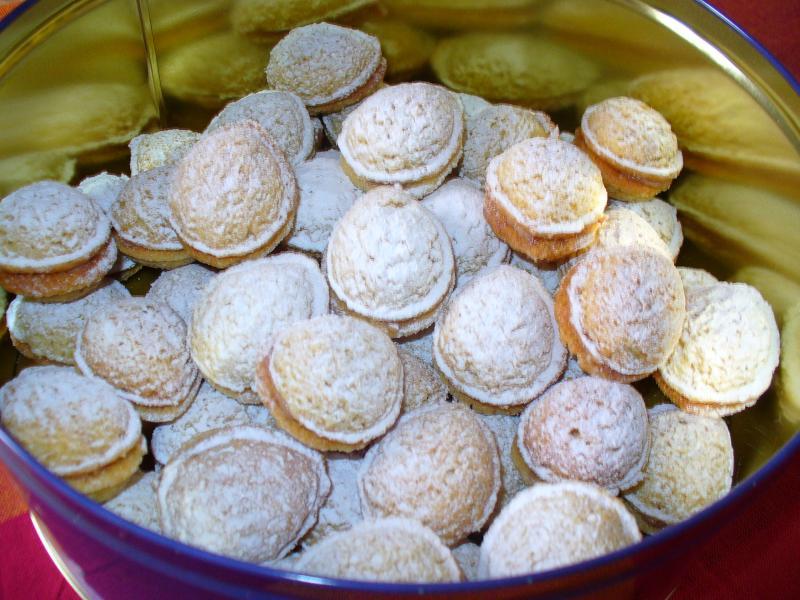 Rezepte Für Weihnachtsplätzchen.Weihnachtsplätzchen 2007 Fotoalbum Kochen Rezepte Bei Chefkoch De
