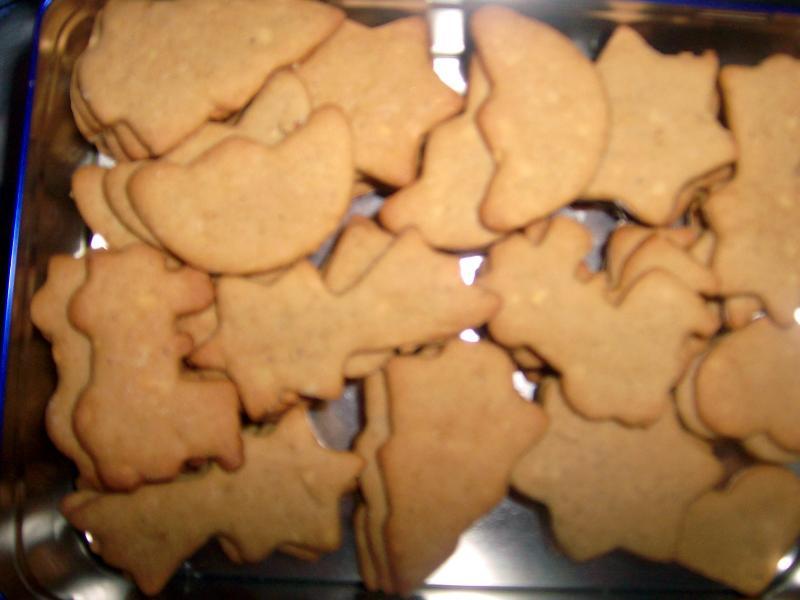 Braune Weihnachtskekse.Weihnachtsleckereien 2007 Fotoalbum Kochen Rezepte Bei Chefkoch De