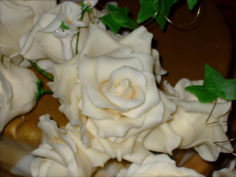 Torte Und Rosen Zur Goldenen Hochzeit Fotoalbum Kochen