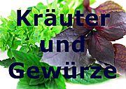 Kräuter & Gewürz-Liebhaber