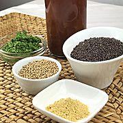 Senf-, BBQ-Saucen und Pesto  -  G R O U P