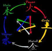 TCM und 5 Elemente